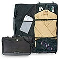 Tribeca Nylon Tri-fold Carry-on Garment Bag