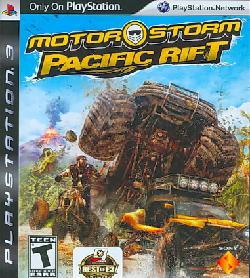 PS3 - MotorStorm: Pacific Rift