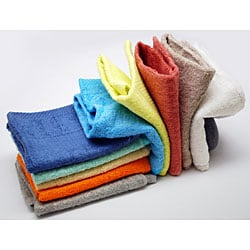 Rayon from  Bamboo Bath Towels (Set of 2)