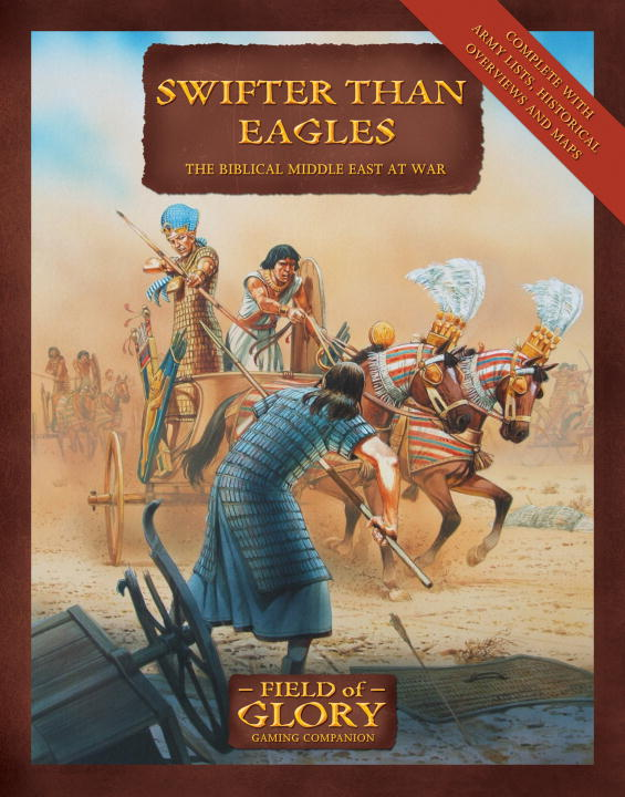 Swifter Than Eagles: The Biblical Middle East at War (Paperback)
