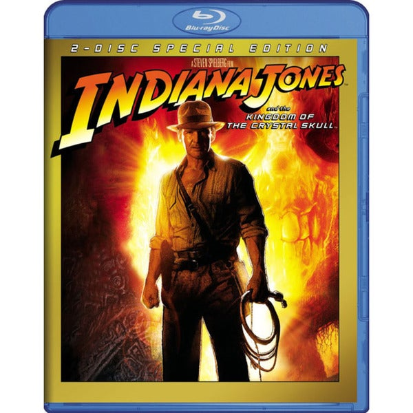 Indiana Jones And The Kingdom Of The Crystal Skull (Blu-ray Disc) 4046599