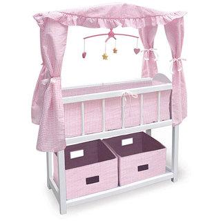 Badger Basket Canopy Doll Crib