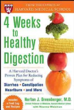 4 Weeks to Healthy Digestion (Paperback)