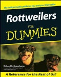 Rottweilers for Dummies (Paperback)