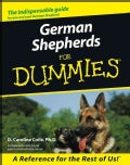 German Shepherds for Dummies (Paperback)