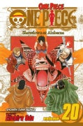 One Piece 20: Showdown at Alubarna (Paperback)