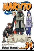 Naruto 34: The Reunion (Paperback)