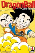 Dragon Ball 4 (Paperback)