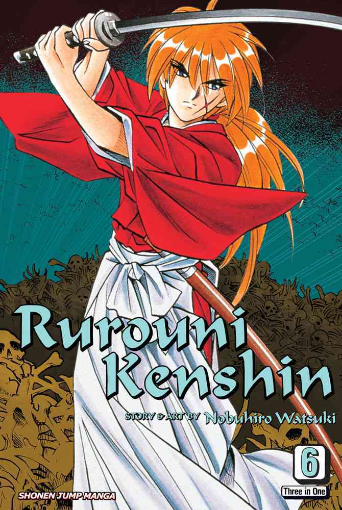 Rurouni Kenshin 6: The Age Decides the Man VIZBIG Edition (Paperback)