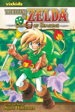 The Legend of Zelda 4: Oracle of Seasons (Paperback)