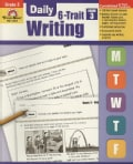 Daily 6-Trait Writing, Grade 3 (Paperback)