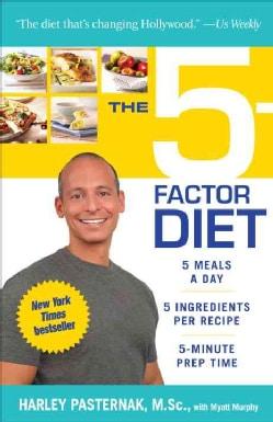 The 5-factor Diet (Paperback)