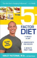 The 5-factor Diet (Paperback)