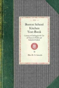 Boston School Kitchen Text-book (Paperback)