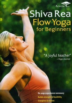 Shiva Rea: Flow Yoga for Beginners (DVD)