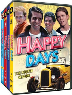 Happy Days: Four Season Pack (DVD)