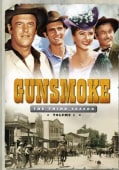 Gunsmoke: The Third Season Vol. 1 (DVD)