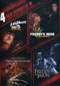 4 Film Favorite: Nightmare on Elm Street 5-8 (DVD)