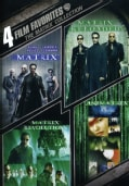 4 Film Favorite: The Matrix Collection (DVD)