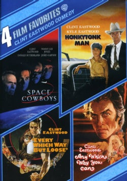 4 Film Favorite: Clint Eastwood Comedy (DVD)