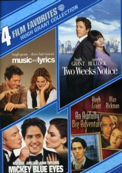 4 Film Favorite: Hugh Grant Collection (DVD)
