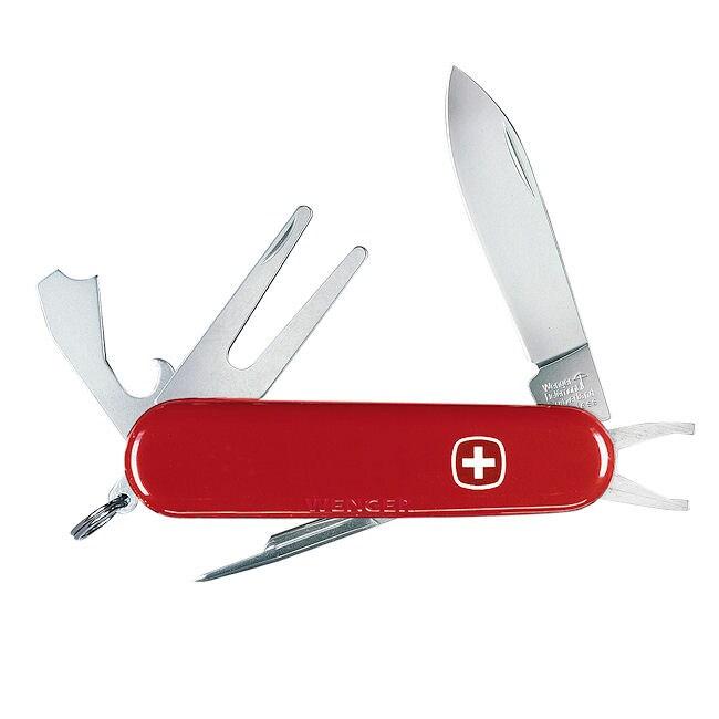 Swiss Army Golf Pro 10-tool Knife