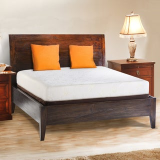 Comfort Dreams 8-inch California King-size Memory Foam Mattress