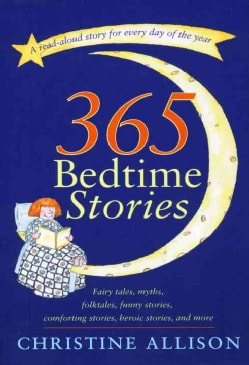 365 Bedtime Stories (Hardcover)