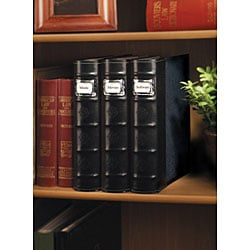 Large CD/ DVD Storage Binder System (Pack of 3)