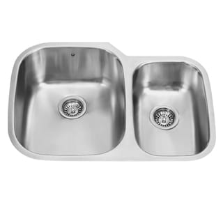 VIGO 30-inch Undermount Stainless Steel Kitchen Sink