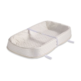 LA Baby 30-inch Changing Pad with Organic Cotton Layer