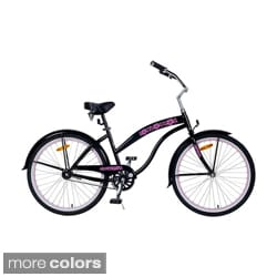 Rockstar Beach Cruiser Bicycle