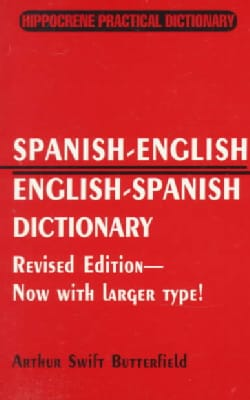 Spanish-English/English-Spanish Dictionary (Paperback)