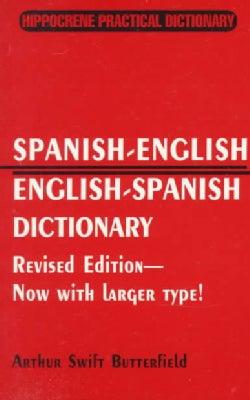 Spanish-English/English-Spanish Dictionary (Paperback)