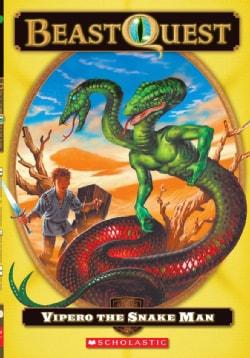 Vipero The Snake Man (Paperback)