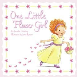 One Little Flower Girl (Hardcover)