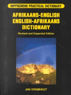 Afrikaans-English/English-Afrikaans Dictionary (Paperback)