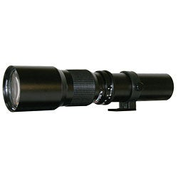 Rokinon 500mm Preset Telephoto Lens for Canon EOS