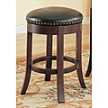 Cherry 24-inch Counter Swivel Stools (Set of 4)