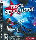 PS3 - Rock Revolution