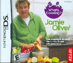 Nintendo DS - What`s Cooking? Jamie Oliver