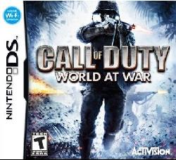 Nintendo DS - Call of Duty: World at War