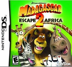 Nintendo DS - Madagascar: Escape 2 Africa