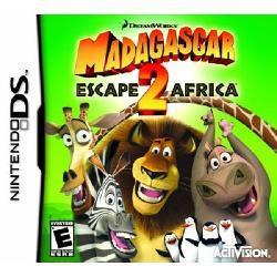 Nintendo DS - Madagascar: Escape 2 Africa