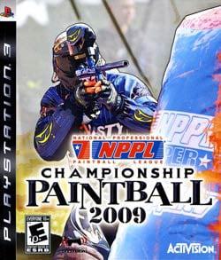 PS3 - NPPL Championship Paintball '09