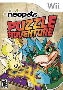 Wii - Neopets Puzzle Adventure