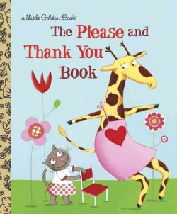 The Please and Thank You Book (Hardcover)