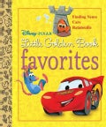 Disney-Pixar Little Golden Book Favorites: Finding Nemo, Cars, Ratatouille (Hardcover)