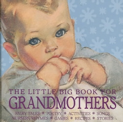 The Little Big Book for Grandmothers (Hardcover)