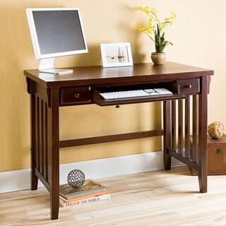 Chandler Espresso Computer Desk